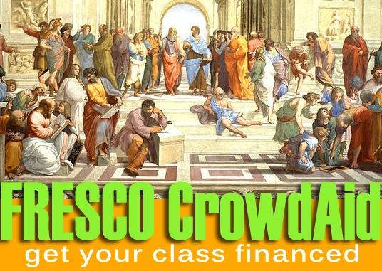 Fresco CrowdAid - Financial Aid Program from Fresco School